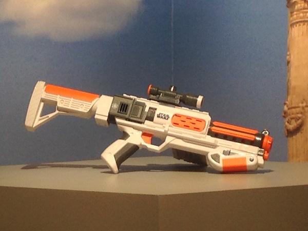 Nerf, Star Wars, Rampage, Blaster
