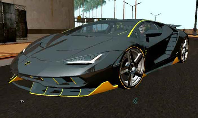 Mobil Sport Lamborghini Centenario (dff only)