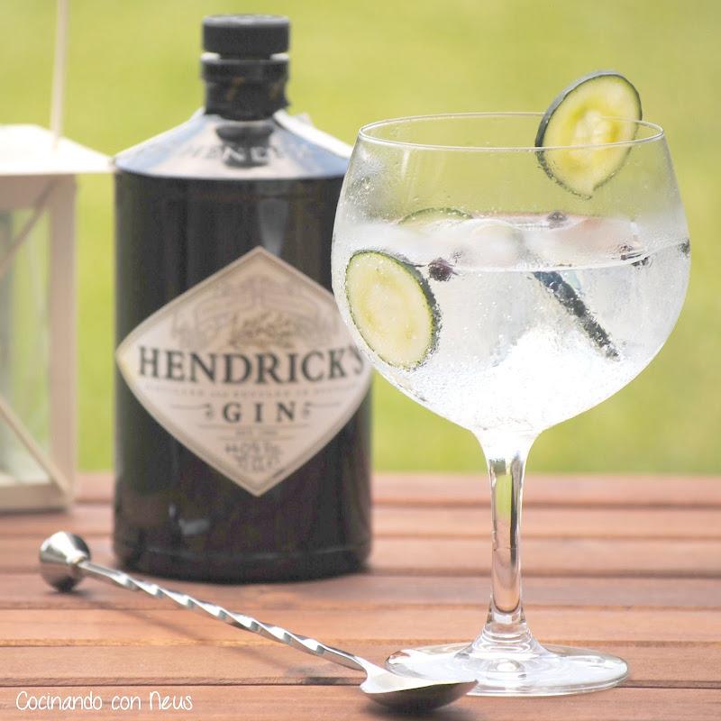 Hendrick's Gin tonic  y feliz verano!!!-cocinando-con-neus
