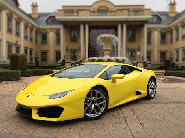 Driven | Lamborghini Huracán LP580-2