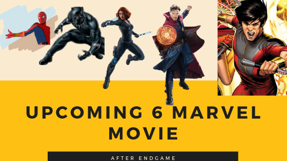 upcoming marvel movie