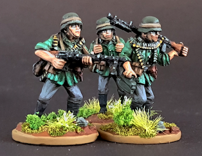 28mm MG34 Team