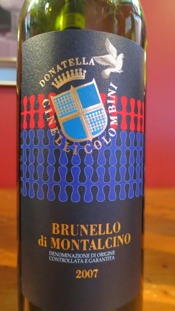 2007 Donatella Cinelli Colombini Brunello di Montalcino from DOCG, Tuscany, Italy (91 pts)