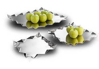 Criss Cross PLatters from Arttdinox small is for Rs.1250 and M is for 1550 a Large is for 2100