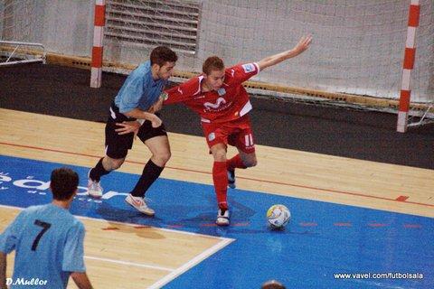 El Inter Movistar se impone 0-2 al Carnicer en el posible único derbi de la  temporada 8c36e165a