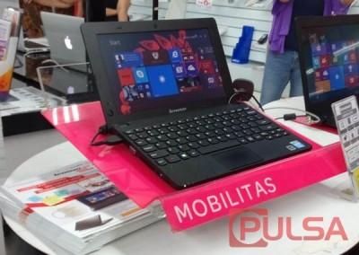 Tersedia di Carrefour, Lenovo E10 Ber-OS Windows 8.1 Dibanderol Rp3.499.000