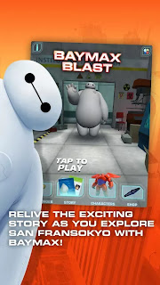 Baymax Blast Preview 2