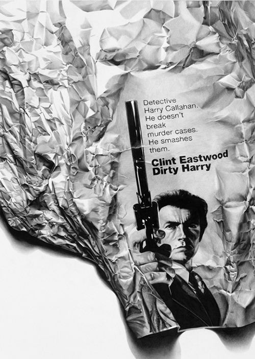 Dirty harry christina empedocles pencil drawings illusions that look