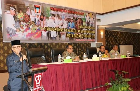 Bappeda Kota Padang Gelar Rapat TKPKD
