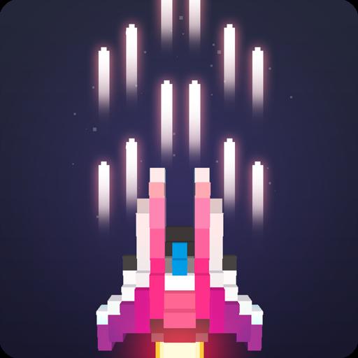 تحميل لعبه Retro Shooting v1.9.0 مهكرة اخر اصدار قصف طائرات في الفضاء !