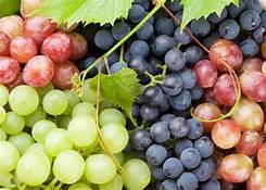 Benefits of grapes and nutrient value