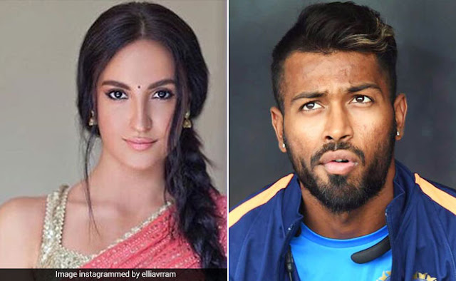 Bollywood actress spoke about her friendship with Hardik Pandya cricketer