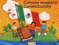 Conoce La Constitución Cuarto Grado 2013-2014