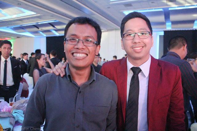Daniel Jan Del Mundo and Renz Cheng