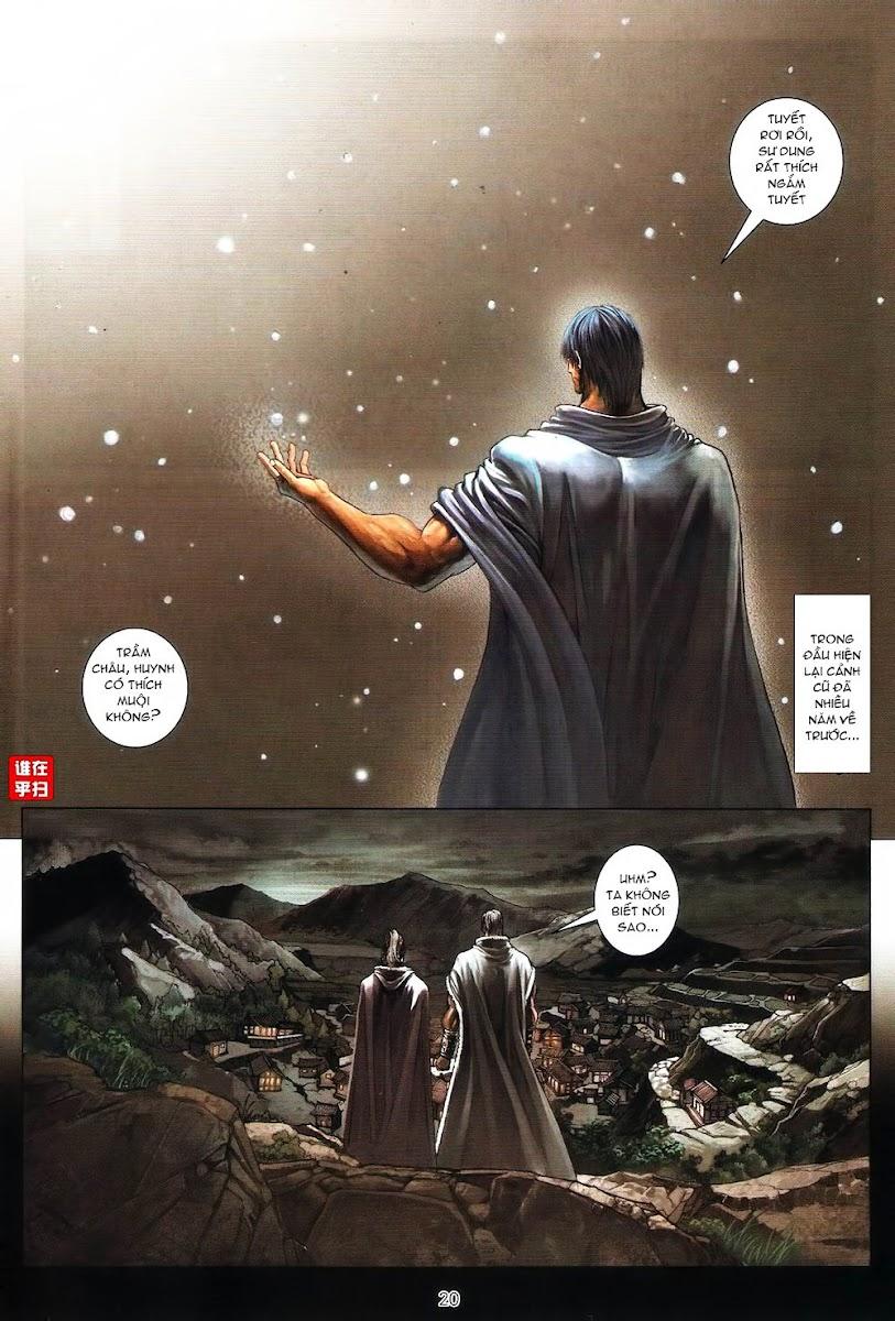 Ôn Thụy An Quần Hiệp Truyện chap 63 trang 20