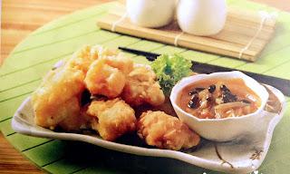 Gambar Resep Ikan Gurame Masak Taosi