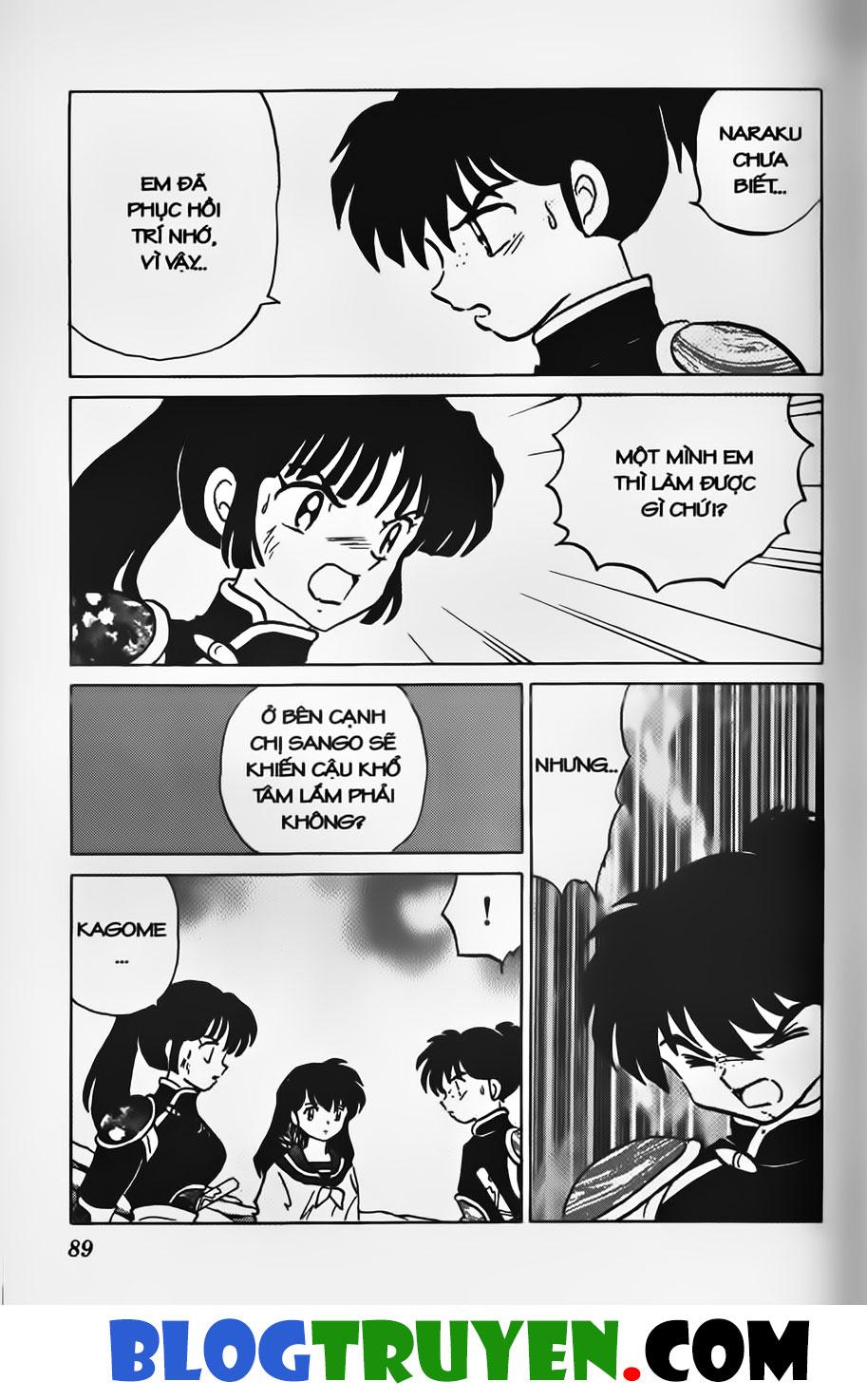 Inuyasha vol 38.5 trang 14