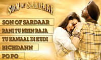 Bichdann Lyrics & Audio - Son Of Sardaar