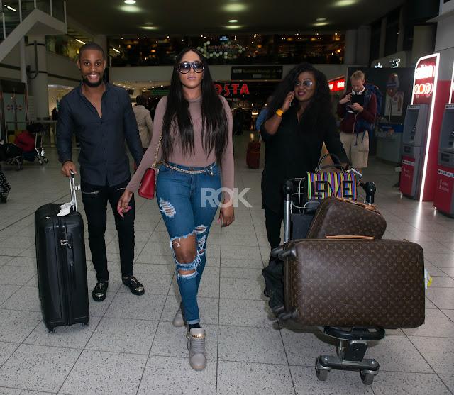 Rok Studios on Sky Nollywood stars lands in London