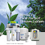 PurePro Perfect Water PJ-103P Reverse Osmosis + Water Ionizer Water Filtration System
