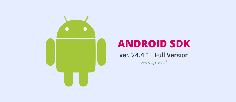 Android SDK 24.4.1