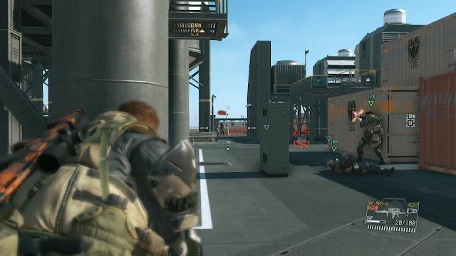 Game Metal Gear Solid: Peace Walker