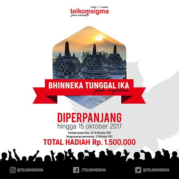 BHINNEKA TUNGGAL IKA Photo Competition Diperpanjang