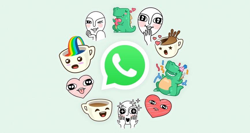 Come usare i nuovi stickers di WhatsApp.