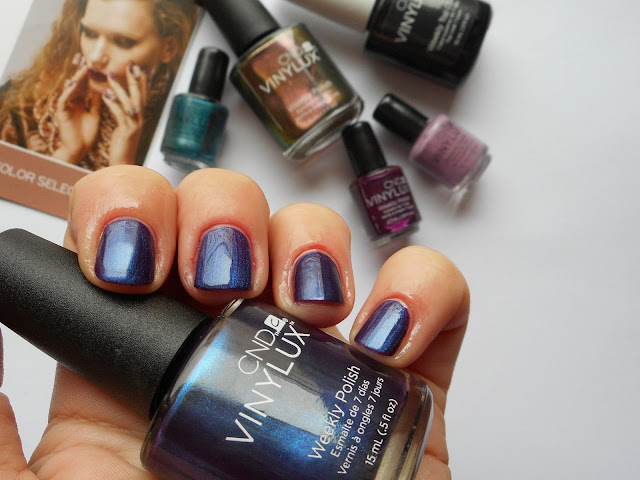 CND Vinylux Weekly Polish - Eternal Midnight