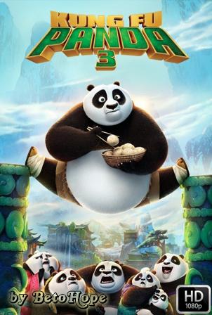 Kung Fu Panda 3 [1080p] [Latino-Ingles] [MEGA]