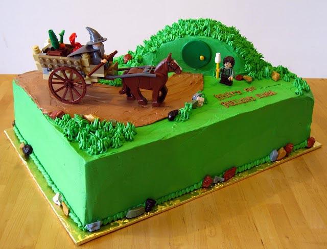 Hobbit Cake Ideas