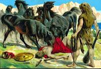 Diomedes Kısrakları