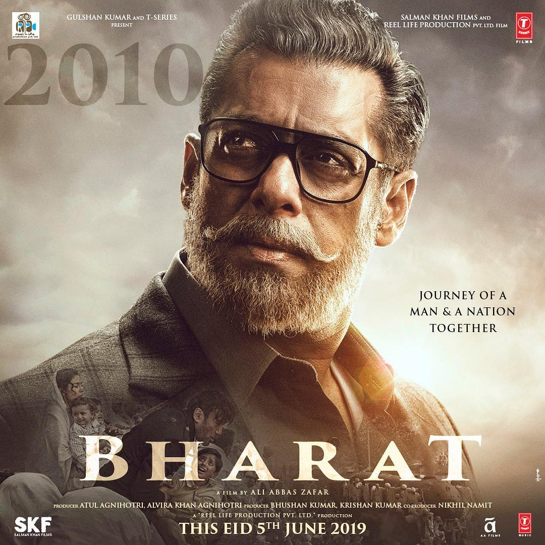 Bharat First Look Poster OUT!