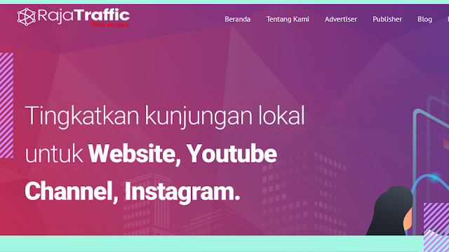 jasa web trafik terbaik dan terpercaya di indonesia