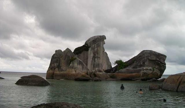 Wisata Pulau Burung