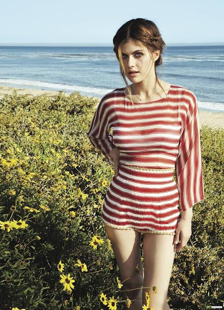 Alexandra Daddario Latest Hot Photo Gallery