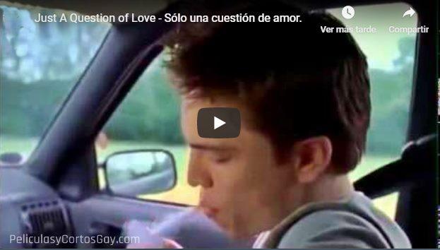 CLIC PARA VER VIDEO Solo Una Cuestión de Amor - Juste une question d'amour - PELÍCULA - Francia - 2000
