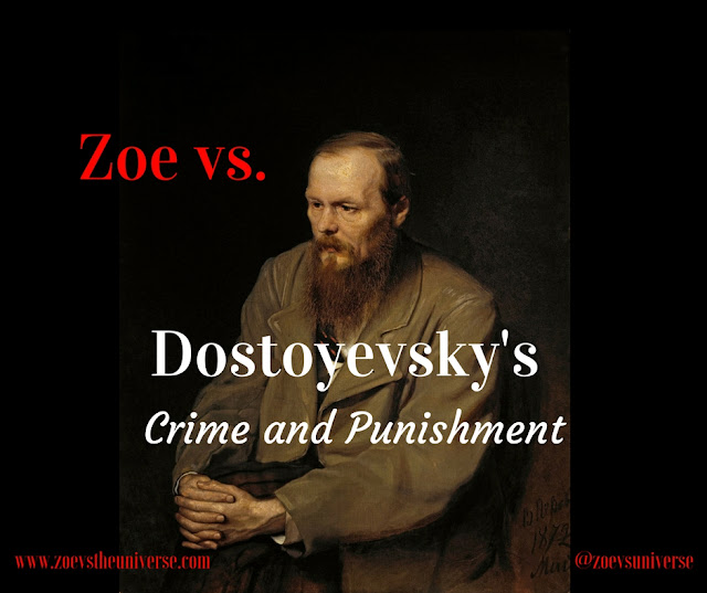 Dostoyevsky's Crime and Punishment