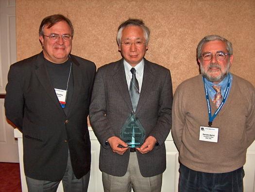 Rob Buckley, Shoji Tominaga, and Daniele Marini