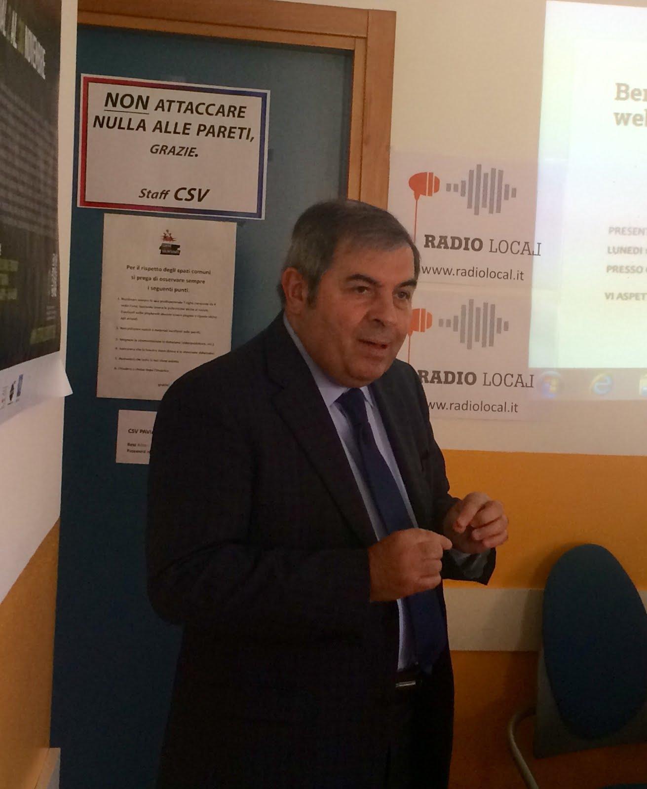 Obiettivo Lavoro Pavia: PAVIA. Pavia Radio Local La Prima Web Radio Partecipata