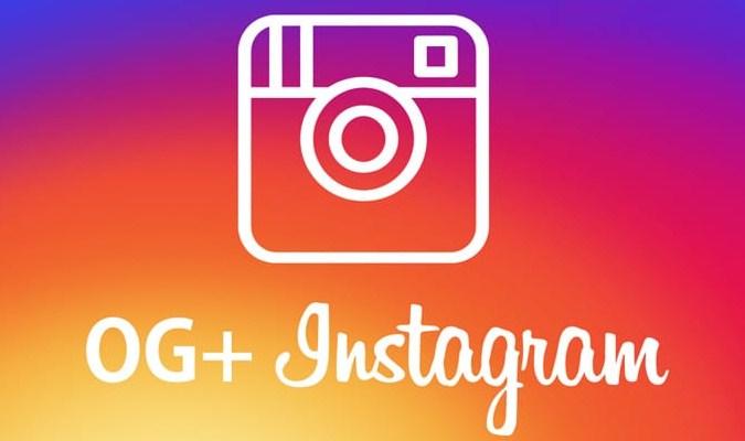 Aplikasi MOD Instagram Terbaik untuk Android - OG Instagram