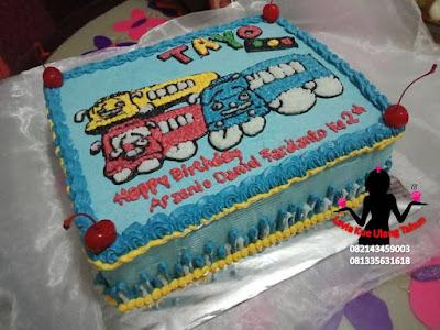 Paket kue Tart Ulang Tahun di Sidoarjo