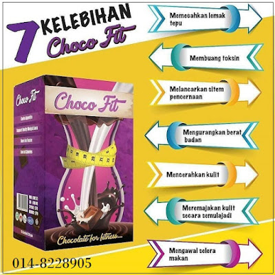 ChocoFit Chocolate for Fitness - Rz Tuah Ent