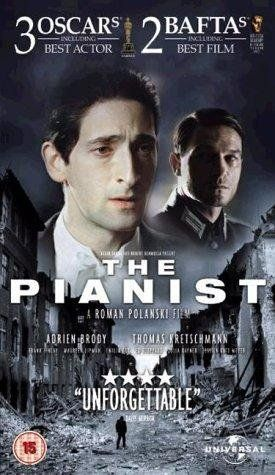 The Pianist (2002) Dual Audio Hindi Dubbed Full Movie 450MB BluRay 480p 720p Download Watch Online Free