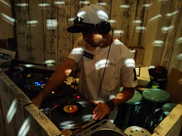 DJ-Yanai@Qunitet 梅ヶ丘