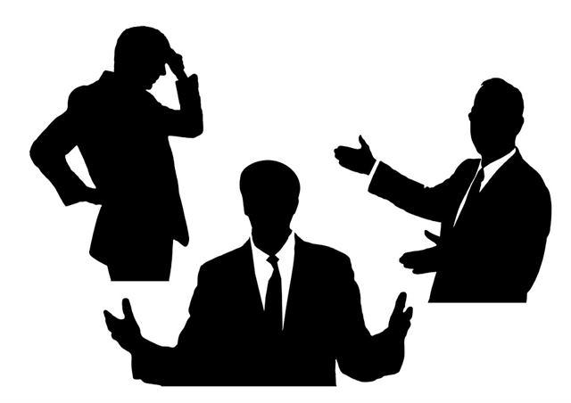 أفعال وسلوكيات لغة الجسد التي ينبغي تجنبها - 25 تصرف خطأ فى لغة الجسد يجب تجنبه