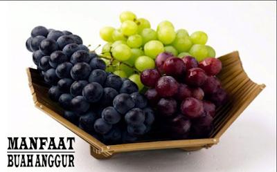 12 Manfaat untuk Kesehatan Tubuh dari Makan Anggur