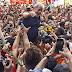PT vai manter candidatura de Lula ao Planalto após prisão, diz vice-presidente do partido