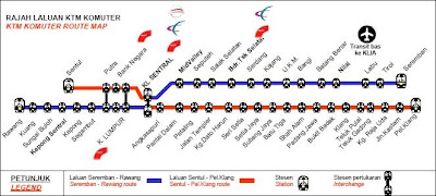KTM (Kereta Tanah Melayu)