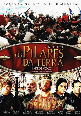 Os Pilares da Terra 2: Redenção - DVDRip Dual Áudio